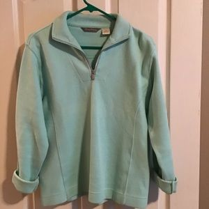 Ladies Tommy Bahama 1/4 zip jacket